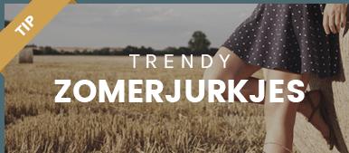 trendy zomerjurkjes 2017