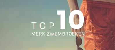 Top 10 merk zwembroeken heren