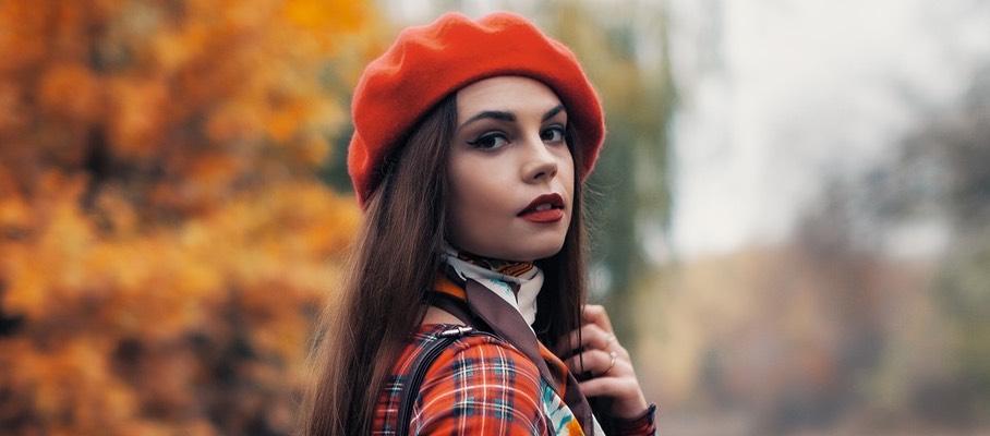 Deze kleuren zijn een trend in de herfst